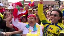 """El retorno del héroe: Egan Bernal """"pinta"""" de amarillo a Colombia"""