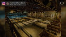 LA Has A 92-Year-Old Bowling Alley