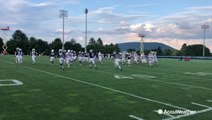 Penn State football takes advantage of the pleasant weather
