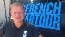 French Fab tour de l'été. Patrice Begay, directeur communication BPIFrance explique l'engouement pour l'événement