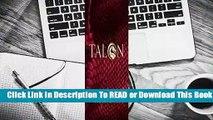 [Read] Talon (Talon, #1)  For Kindle