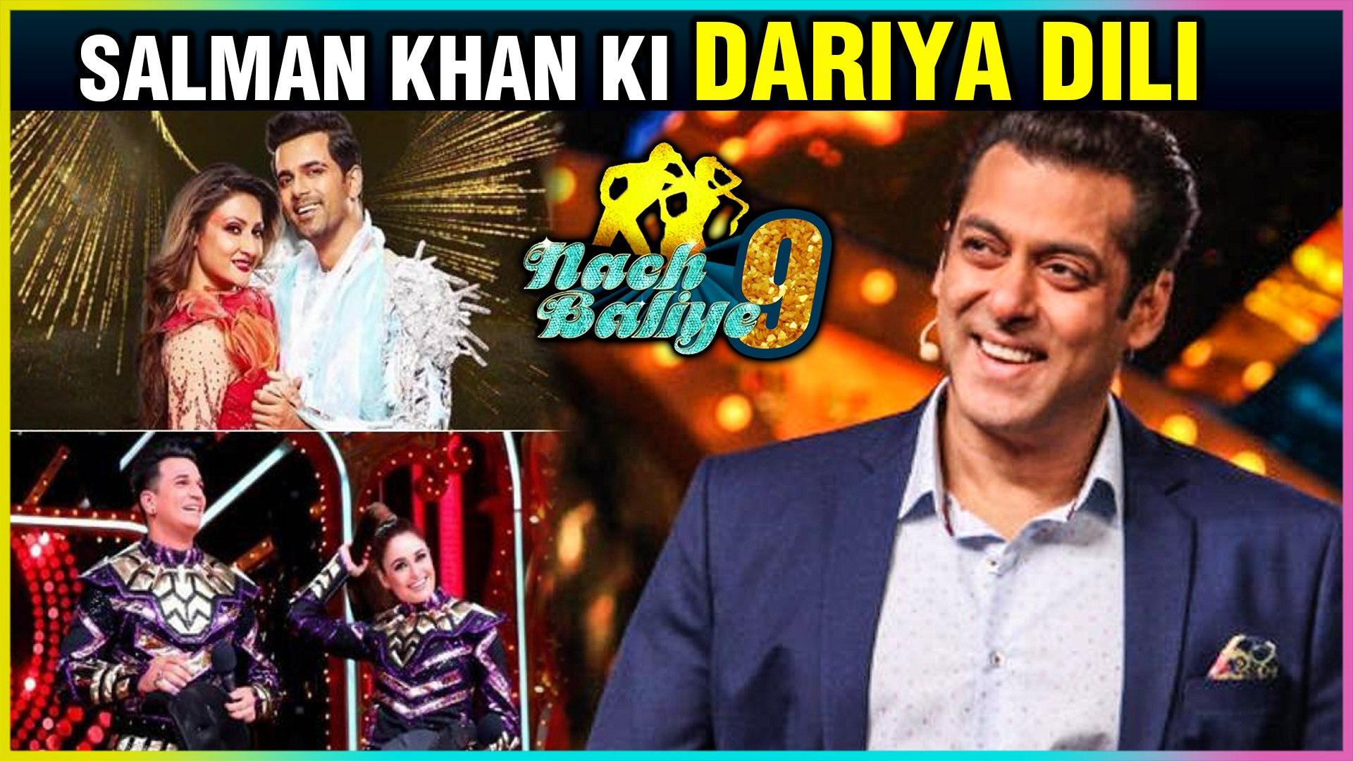 Nach Baliye 9 Winner To Dance With Salman Khan's   Dabangg 3