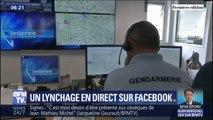 Il lynchait son voisin en direct sur Facebook, les gendarmes parviennent à le stopper