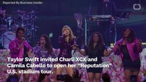 Taylor Swift Fans Push Back Against Charli XCX's Comments