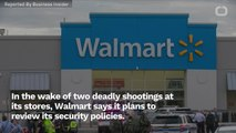 Walmart Says It Will Continue Selling Guns