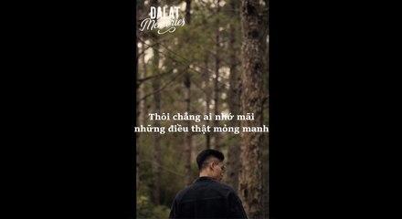 Lang thang dọc rừng thông Đà Lạt....   ĐÀ LẠT MEMORIES