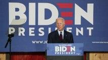 """Joe Biden estime que Donald Trump a """"une langue toxique"""""""