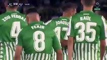 Le premier but de Nabil Fekir avec le Betis
