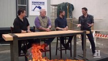 Forged in Fire - S06E24 - The Boar Sword - August 7, 2019 || Forged in Fire (08/07/2019)