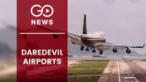 See The Most Dangerous Airports For Landings