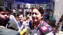 Kangana Ranaut takes a dig at Congress as she cast vote in Mumbai