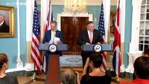 El Reino Unido impulsa un acuerdo comercial con EE.UU