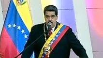 Nicolás Maduro convoca una marcha contra las sanciones impuestas por Estados Unidos