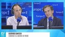 """Gaspard Gantzer candidat à la mairie de Paris : """"Je ne roule pas des mécaniques mais je travaille plus que les autres"""""""