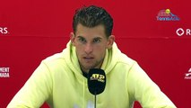 """ATP - Montréal 2019 - Dominic Thiem, from clay to hard : """"The transition, it's keep going"""""""
