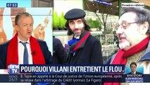 L'édito de Christophe Barbier: Villani a-t-il renoncé à Paris ?