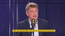 """Référendum sur la privatisation d'Aéroports de Paris : """"Nous gardons espoir"""", assure Fabien Roussel"""