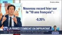 Pourquoi les investisseurs paient pour prêter à la France