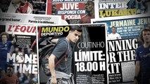 Le compte à rebours est lancé pour Coutinho, David Luiz force son départ de Chelsea