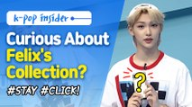 [Pops in Seoul] K-Pop Idol Stars' Personal Items (Airport Fashion & Felix's Items)!!