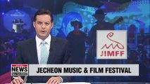 Jecheon International Music and Film Festival kicks off in Jecheon