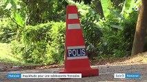 Malaisie : inquiétude pour une adolescente française