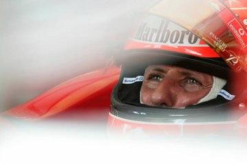 La carrera del piloto Michael Schumacher