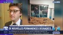 """Permanences dégradées: le député LaREM Sacha Houlié dénonce """"un jeu devenu à la mode"""" cet été"""