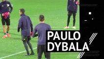 Legends praise 'special' Dybala