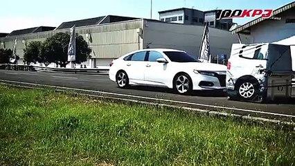 Tes Kecanggihan Sedan Termahal Honda, Hasilnya Bikin Melongo!