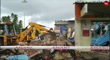 2 dead after railway parcel building collapses in Coimbatore due to heavy rains