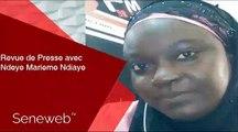 Revue de Presse du 8 Aout 2019 avec Ndeye Marieme Ndiaye