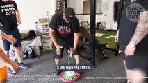 Dan Bilzerian s'entraîne avec La Montagne et offre 25 000$ pour une rep ! (VIDEO)