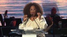 Oprah Winfrey weighs in on mass shootings