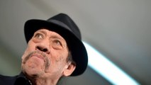Real-life hero Danny Trejo pulls trapped baby from overturned car after crash