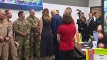 ترامب يزور إل باسو بعد أيام من حادثة إطلاق النار