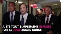 Harvey Weinstein : Sa demande de voyage en Europe rejetée par un juge