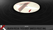Valentin Pascual - Pitch Black (Minitech Project Remix) - Official Preview (Autektone Dark)