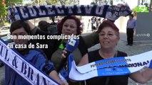 """""""¡Durísimo!"""" Y va de Sara Carbonero: """"Pobrecita mía"""" y """"¡Lucha!"""" (y se acaba de saber)"""