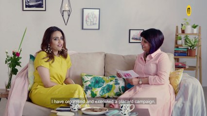 Amazon beauty presents Vanity Diaries. Episode 4- The Controversy that brewed in Swara Bhasker's Vanity Van.