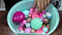 Gözü Kapalı Çöplük Slime Challenge LOL Toplarının İçinden Ne Çıkarsa Çöplük Slaym Bidünya Oyuncak