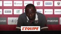 Vieira «D'ici la fin du mois, on aura des réponses» - Foot - L1 - Nice