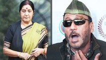 Jackie Shroff Reacts To Sushma Swaraj's Demise