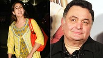 Rishi Kapoor Praises Sara Ali Khan While Slamming Other Bollywood Celebs