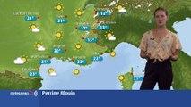 Votre météo du vendredi 9 août : des averses sous des températures élevées