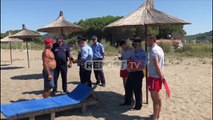 Report TV - Anti-informaliteti, lirohen 2000m2 plazh në Spille