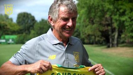 Christian Gourcuff nouveau coach du FC Nantes !