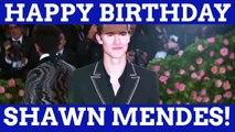 Happy Birthday, Shawn Mendes!