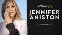 InStyle 25: Jennifer Aniston Looks Back at Her InStyle Covers