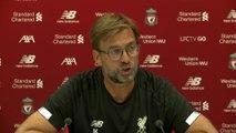 Jurgen Klopp previews Liverpool v Norwich